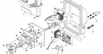 • Disegno tecnico esploso