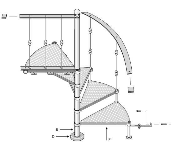 Design Scala disegno : scala11